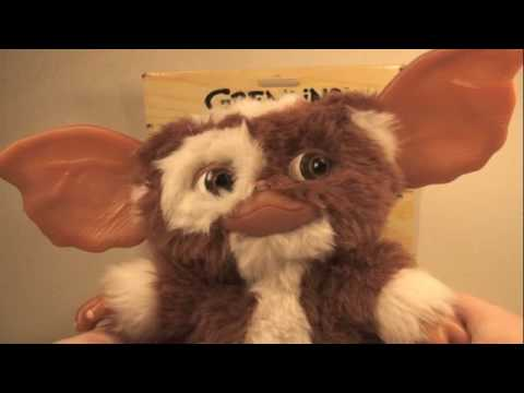 Gremlins Movie Dancing Gizmo Plush Doll Toy Review