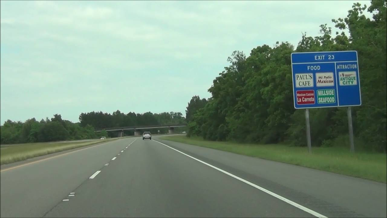 Louisiana interstate 55 south mile marker 29 to 20 youtube louisiana interstate 55 south mile marker 29 to 20 publicscrutiny Images