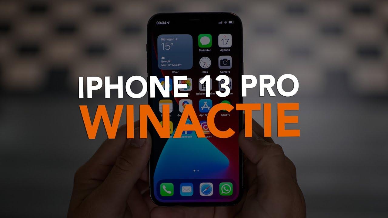 Win de iPhone 13 Pro! iPhoned geeft de nieuwste iPhone weg!