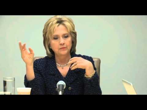Clinton Says Cayman Island Accounts Are Part Of The Tax Deduction Games Being Played