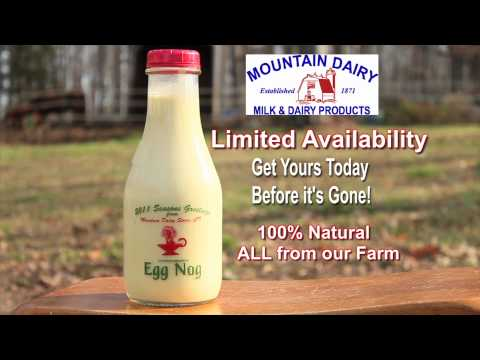 MOUNTAIN DAIRY - EGG NOG