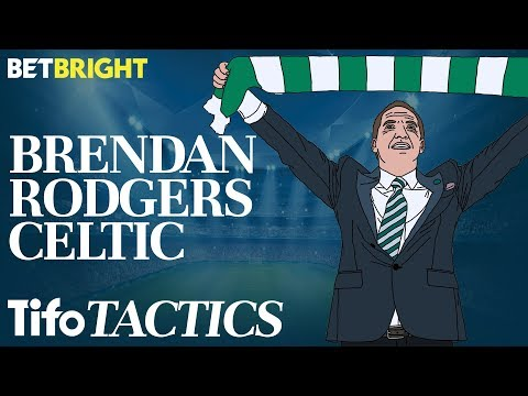 Brendan Rodgers' Celtic | Champions League Tactics