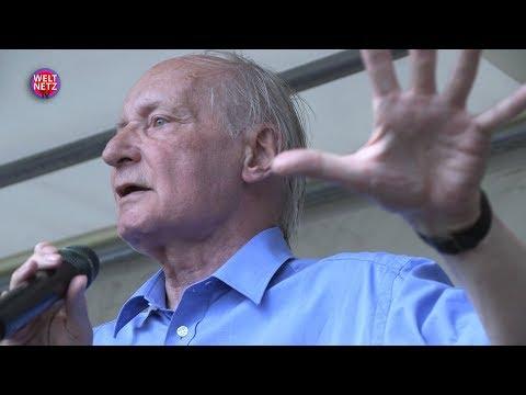 Eugen Drewermann: Wir sind nicht länger Willens, der Flugzeugträger der Amerikaner zu sein