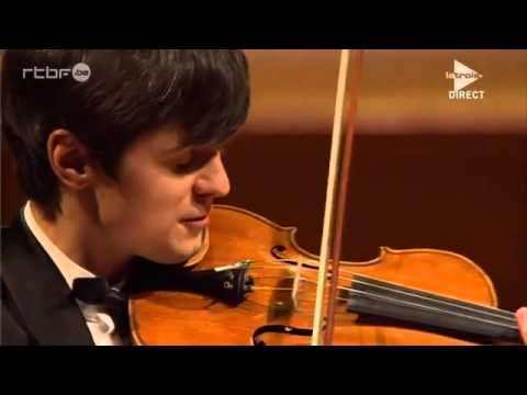 Oleksii Semenenko | Paganini | I Palpiti | 2015 Queen Elisabeth International Violin Competition