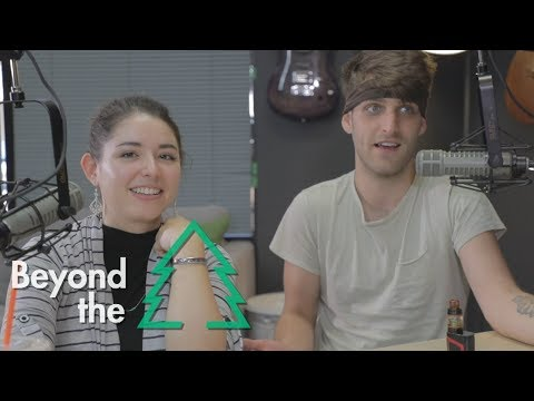 We have an award-winning show...? Beyond the Pine #5
