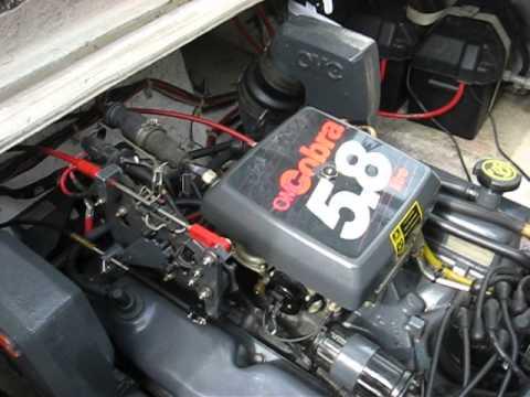 OMC Cobra Conversion to SEI 116 Sterndrive Engineering