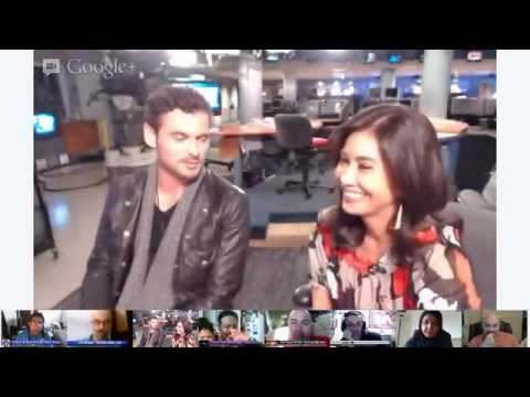 FOX 11 Google Hangout: Adan Canto Talks The Following