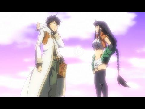 Log Horizon Shiroe & Kanami Moment (Spoiler Alerts)