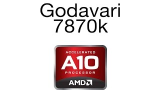 amd a10 7870k godavari apu review