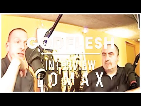 Godflesh - Interview Lomax