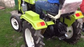 обзор трактора DW 120 B (2/2)(, 2014-05-17T08:14:02.000Z)