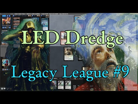 Legacy LED Dredge: Return of Street Wraith - YouTube