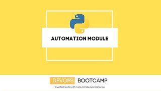 13 - Automation with Python