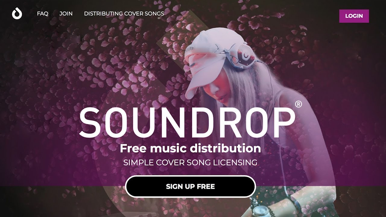 How To Put Music On iTunes/Apple Music/Spotify Free (Soundr/Soundrop Music  Distribution Service)2019