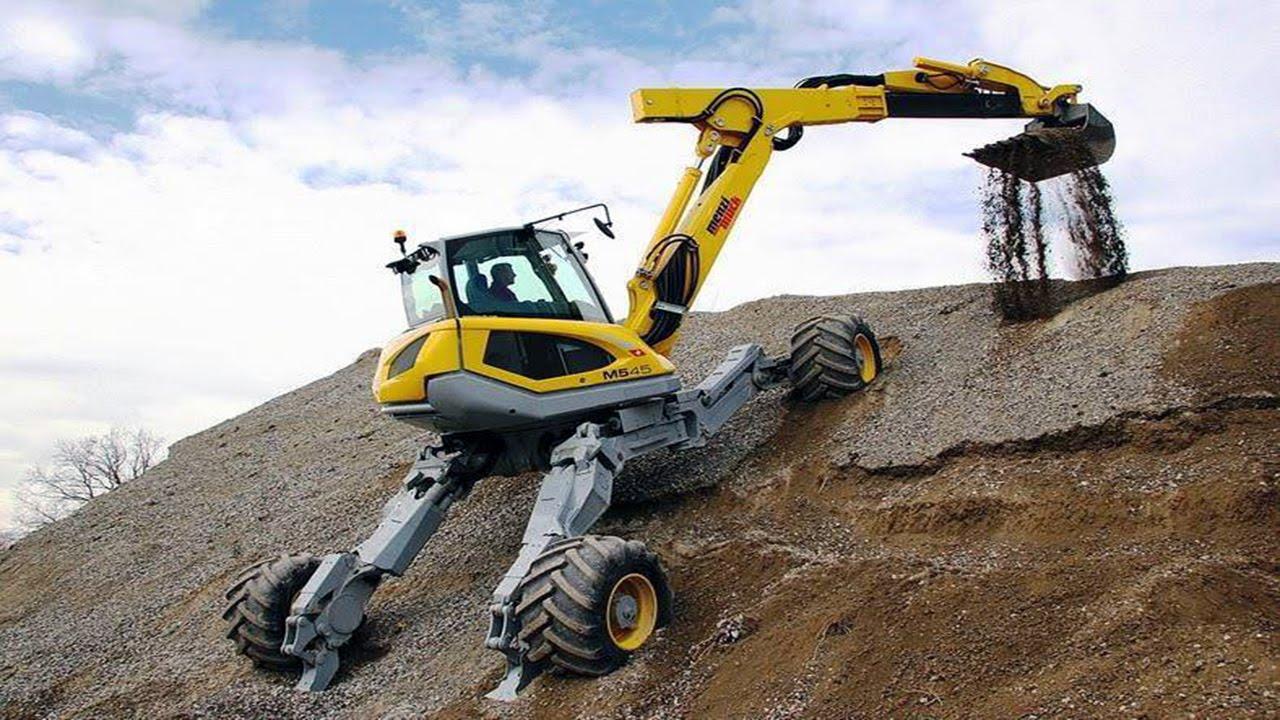 spider excavator ᴴᴰ