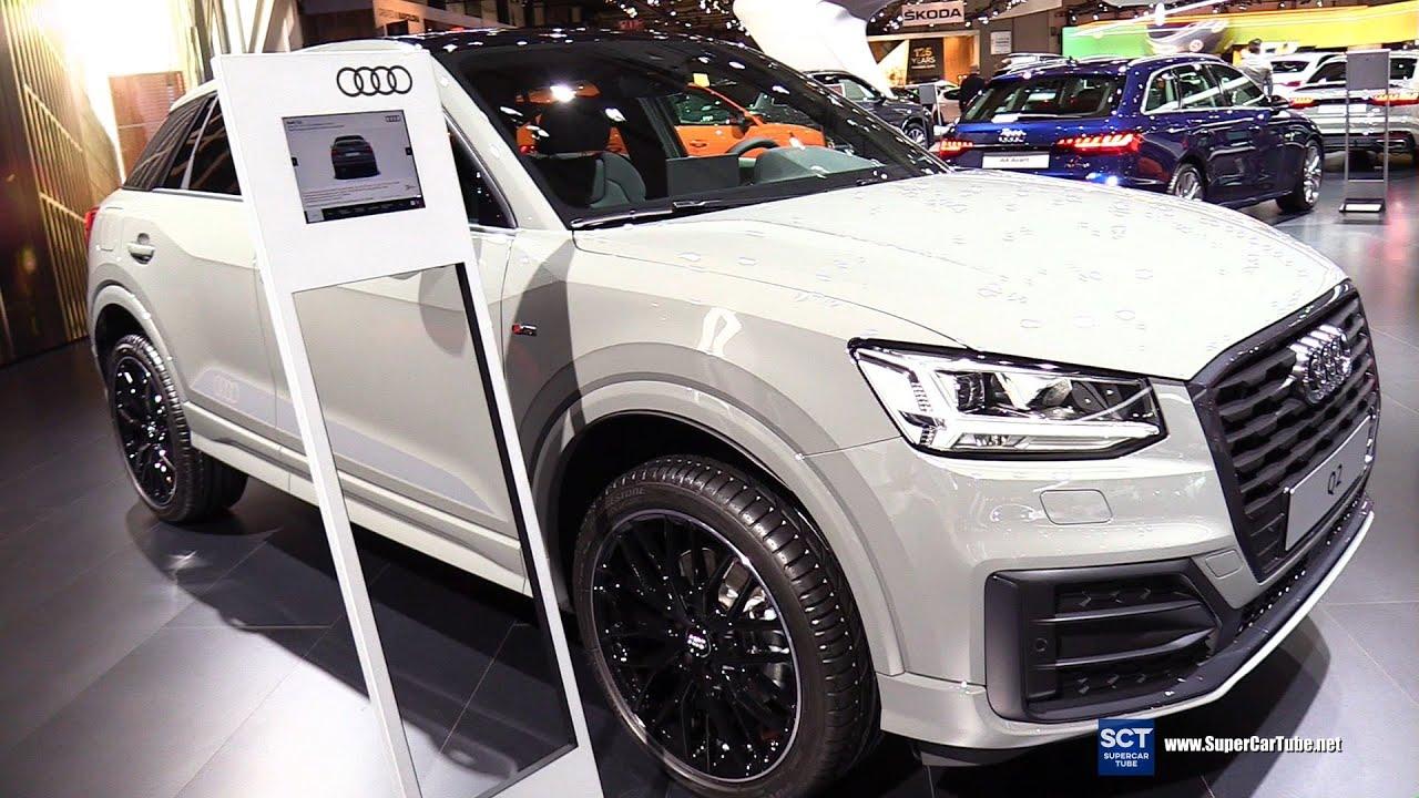 Khám phá xe Audi Q2 Sport S Tronic