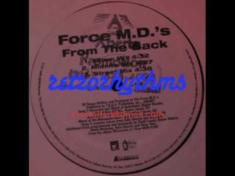 Force MD's - From the Back (Midnite Mix) (1995 R&B New Jack Ballad)