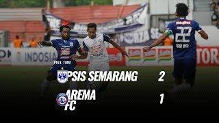 Download Video [Pekan 29] Cuplikan Pertandingan PSIS Semarang vs Arema FC, 4 November 2018 MP3 3GP MP4