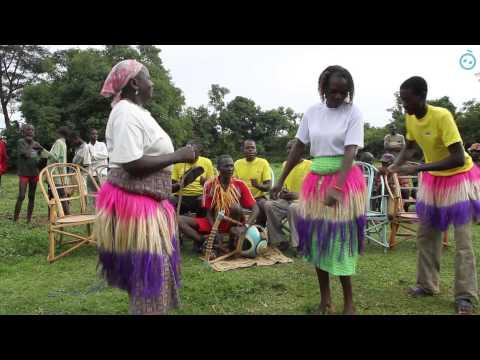 Nyatiti Group - Ojung - The Singing Wells project