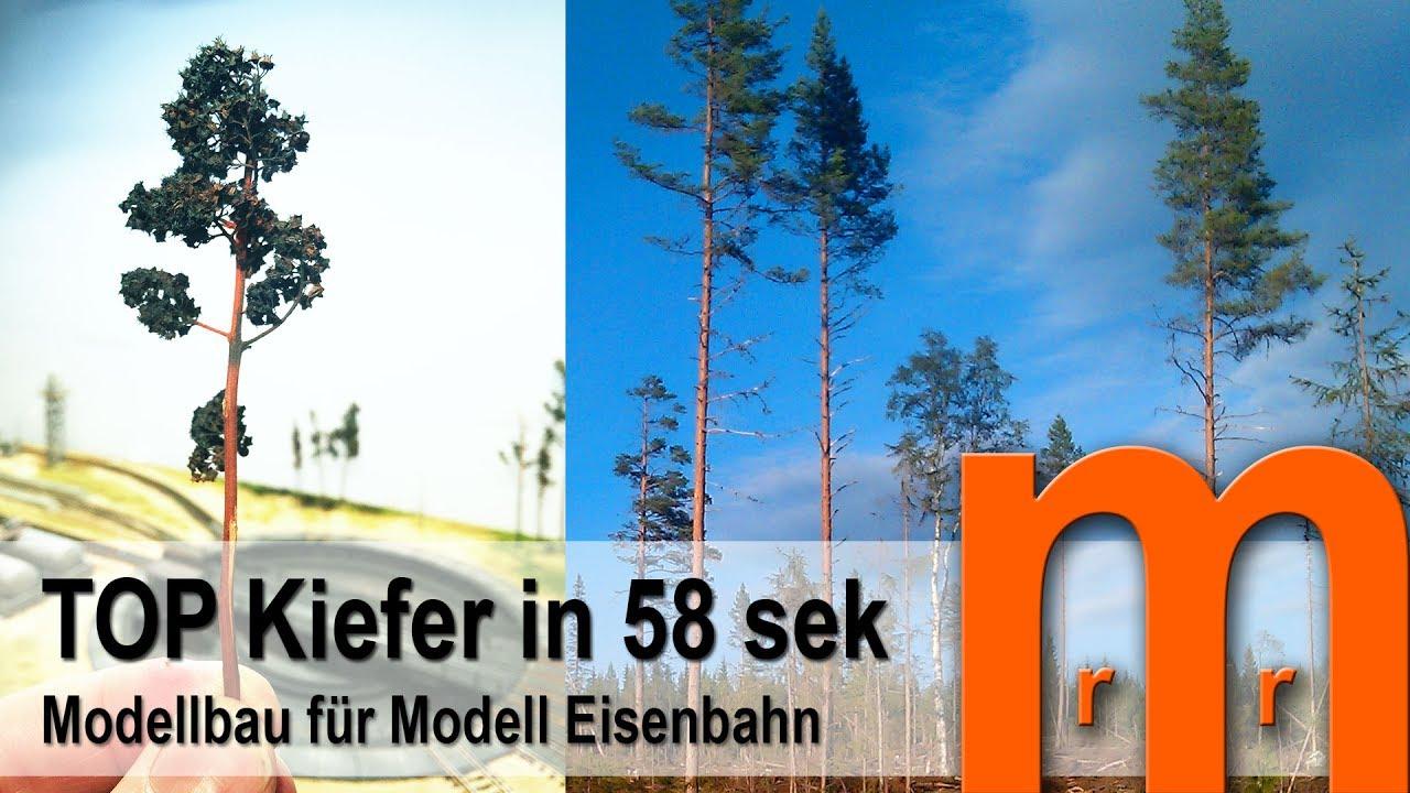 ᐅ Modellbau ᐅ Bäume Selber Machen ᐅ Ratgeber Videos