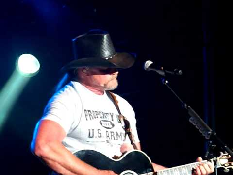 Trace Adkins  -  Every Light In The House Is On