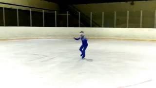 Кузнецова Елизавета Аксель (2010г.р)