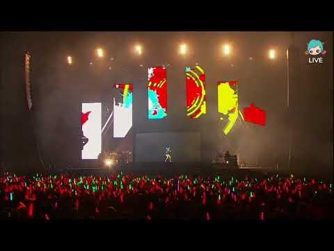 Miku Expo 2017 Malaysia (Hatsune Miku concert)
