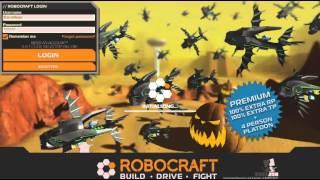 RoboCraft. Как и куда вводить промо код
