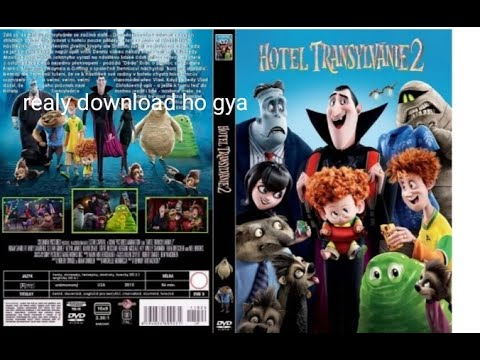 How To  Download Hotal Transylvania 2 In Hindi Full Movie Downloads