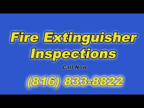 Fire Extinguisher Inspections Raytown MO Missouri