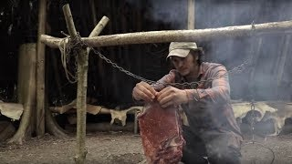 How to Skin and Butcher a Deer | Survival Skills | Bushcraft | Wild Meat | Wilderness Living