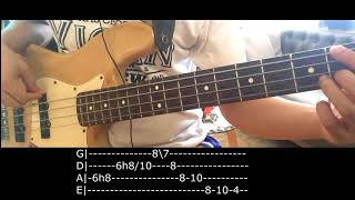I Came For You by Planetshakers (Bass Lesson)