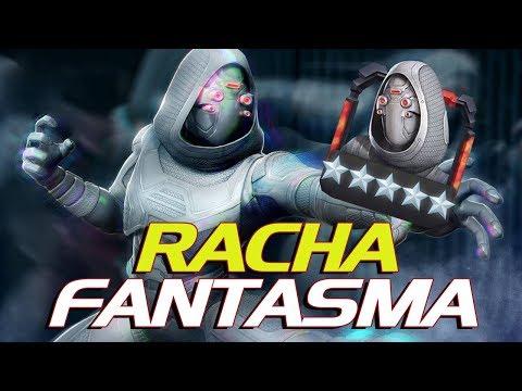 FANTASMA 5* RONDA 2 | RACHA | Marvel Contest of Champions
