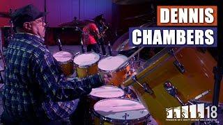 Dennis Chambers - Victor Wooten Trio | PASIC 2018