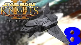 GETTING OFF THE CITADEL! | Star Wars: Knights of The Old Republic II: The Sith Lords - Part 8