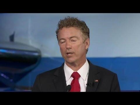 Sen. Rand Paul calls Iraq war a mistake