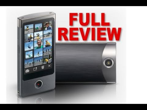 sony bloggie full hd 1080p review