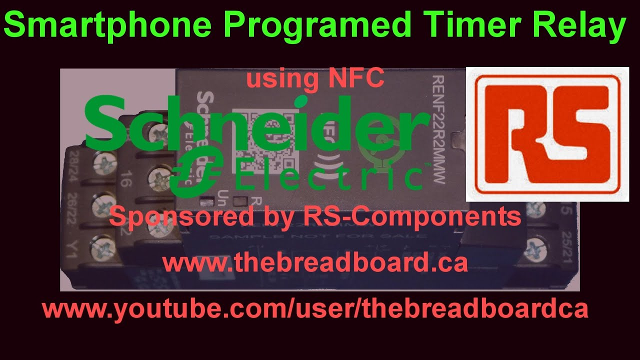 Simple Timer With Pic16f628a Nfc Programmable Industrial Relay Youtube