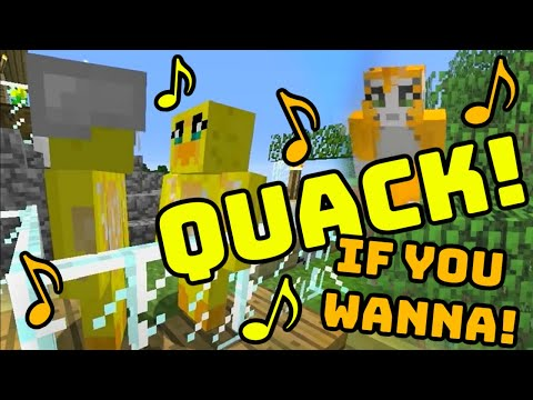 """""""Quack-If-You-Wanna"""" - 100,000 Subscriber Special Video"""