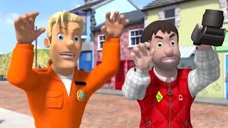 Fireman Sam US New Episodes | The Wild Men | Teamwork Experience 🚒 🔥 Kids Movies