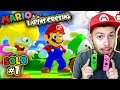 MARIO + LAPINS CRÉTINS : KINGDOM BATTLE - LET'S PLAY SWITCH