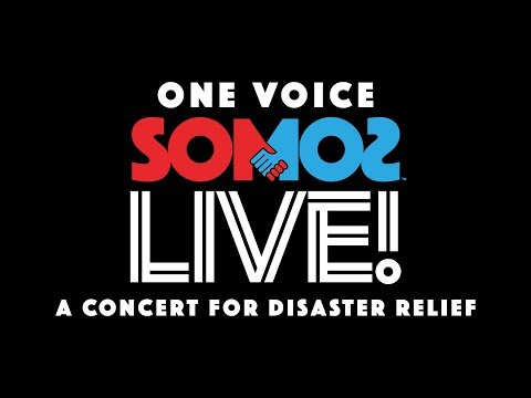 'We Are One Voice' ft. Marc Anthony, Jennifer Lopez & Alex Rodriguez | SOMOƧ LIVE! | MTV