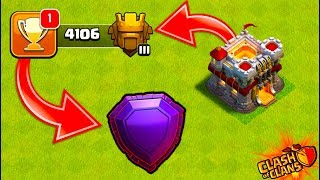 WE DID IT!! Push To Legends is GOING WELL (Clash of Clans)