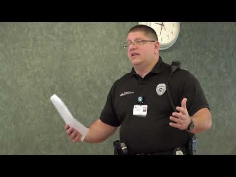 Patient Safety Information: Brian Miller, Conemaugh Memorial Security