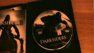 Unboxing [PC] [UK] Limited Edition Darksiders 2