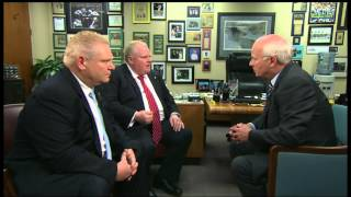 Interview with Rob & Doug Ford