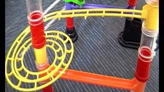 quercetti activity toy - marble run motor