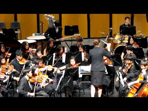 "Concert Orchestra - ""Kashmir"" arr. McCarrick"
