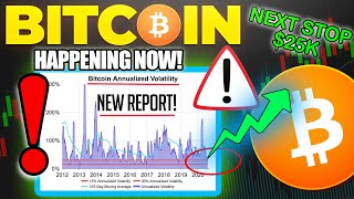 MASSIVE BITCOIN BULL RALLY INCOMING SAYS KRAKEN BTC NEWS REPORT!