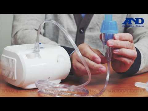 Как пользоваться небулайзером